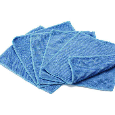 Pack Of 5 Microfiber Cleaning Cloth 15cm For Phone Screen Camera Lens Cleaner
