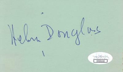 Robert Stephens D 1995 Signed 3x5 Index Card Actress/sherlock Holmes Jsa Cc39521 Cards & Papers