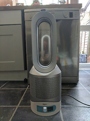 Dyson Pure Hot+Cool Link Air Purifier Heater & Fan - White/Silver