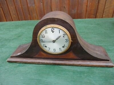 Antique Gilbert Model 1807 Mantle Clock with Key