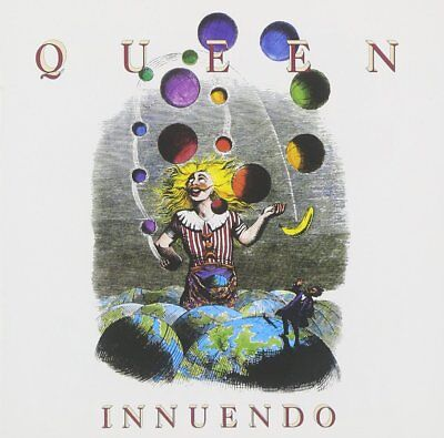 Queen - Innuendo - Cd Sigillato 2011
