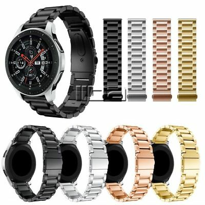 For Samsung Galaxy Watch Stainless Steel Watch Band Magnetic Wrist Strap 46mm
