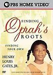 Finding Oprahs Roots - Finding Your Own DVD