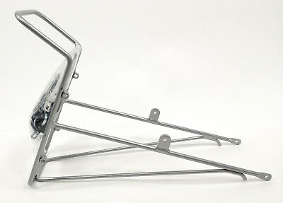 Soma Lucas 2 Mini Front Bicycle Rack, Silver