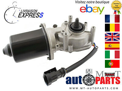 Renault Master Ii Opel Movano A 98- Moteur D'essuie Glace Avant 7701058169