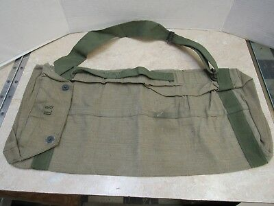 Us Ww2 M9A1 Bazooka Rocket Carrying Bag M6 Unissued Nos Meese Inc 1944