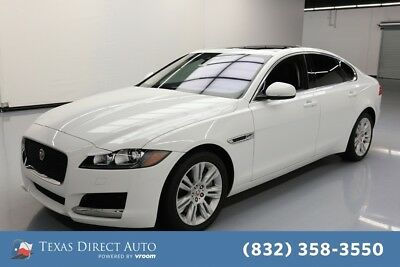 2016 Jaguar XF 35t Premium Texas Direct Auto 2016 35t Premium Used 3L V6 24V Automatic RWD Sedan Premium