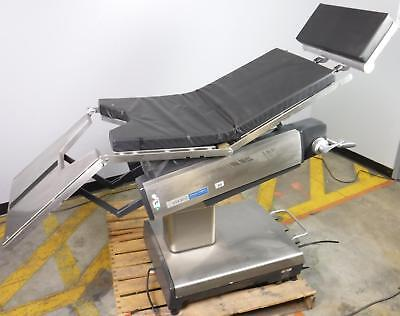 Steris 2080L Compact Electric Powered Surgery Surgical Table TESTED & WORKING