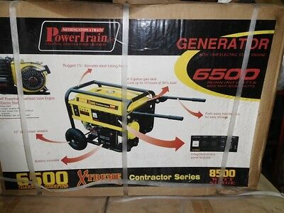 6500 Watt Generators Brand New In The Box !!!