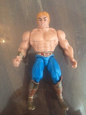 Thunder Punch He-Man - The new Adventures of - Masters of the Universe motu NA