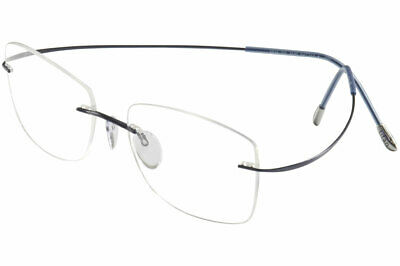 2ed5790c159 Silhouette Eyeglasses TMA Must Collection Chassis 5515 CU Optical Frame