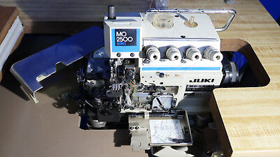 Juki MO-2516 5-Thread INDUSTIAL Overlock Serger 120v with motor and table