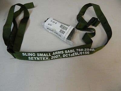 New Unissued British Army Sa80 Sling