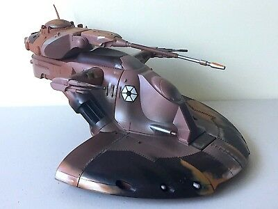 STAR WARS ACTION FIGURE 30th ANNIVERSARY BATTLE DROID ARMORED ASSAULT TANK