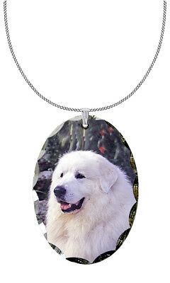 Great Pyrenees Pendant / Necklace
