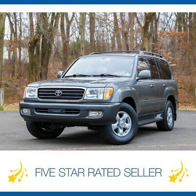 2000 Toyota Land Cruiser Serviced FJ100 Navigation 3rd Row Low Miles! 2000 Toyota Land Cruiser Serviced FJ100 Navigation 3rd Row Low Miles!