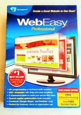 Avanquest Web Easy Professional 2012