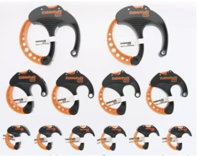 Cable Cuff PRO 12 Pack Large Medium & Small Combo