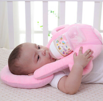 Nursing Baby Pillows Breastfeeding Layered Washable Cover Infant Feeding Pillow