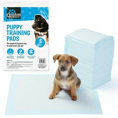 ONE A DAY SUPER ABSORBENT PUPPY TRAINING PADS Large Odor Neutralizing Wee Floor