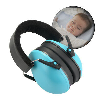 Noise Cancelling Adjustable Head Band Hearing Protection Baby Earmuffs TH1038