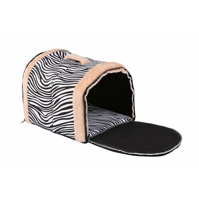 Pet Dog Cat Bed Soft Warm Kennel Mat Blanket Pad Puppy Tent Cushion House PS234