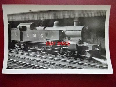 Photo  Lms Ex Midland Rly Loco No 3