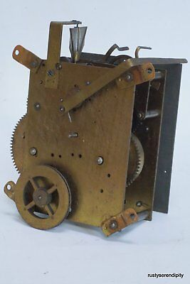 Junghans Mantel Clock Movement with drive for Polyphon