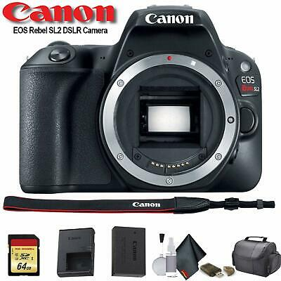 Canon EOS Rebel SL2 DSLR Camera (2249C001) - Starter Bundle