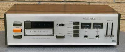 Realistic TR-801 8 Track Cartridge Stereo Tape Recorder/Player