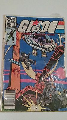 GI Joe 8 comic