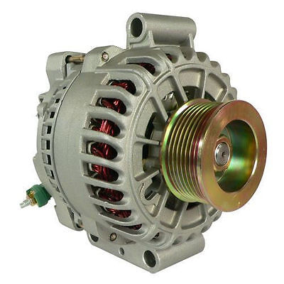 High Output 200 Amp Heavy Duty NEW Alternator Ford F450 F550 Super Duty 6.0L