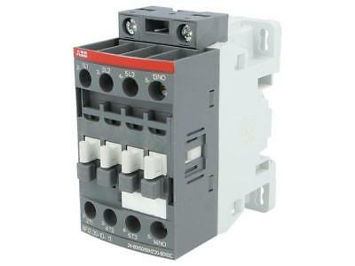 AF12-30-10-12 Contactor3-pole Auxiliary contacts NO 48÷130VAC  ABB