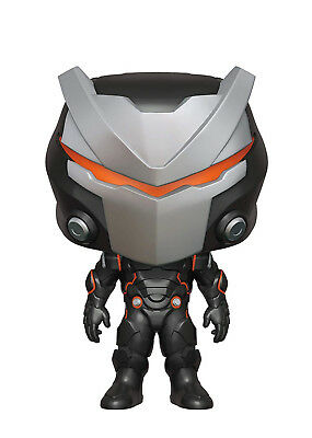 Fortnite Omega Pop! Games Vinyl Figure