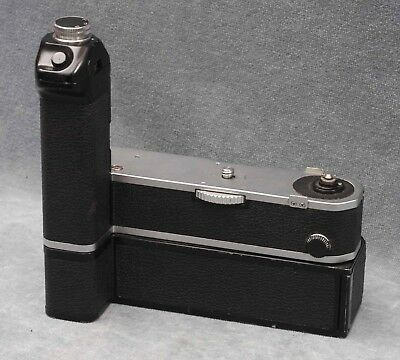 Nikon Md-2 W/mb-1 Battery Pack For F2, Works But...