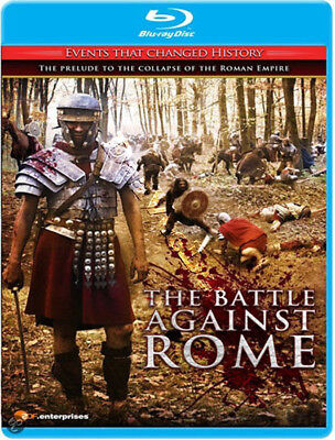 The Battle Against Rome NEW Cult Series Blu-Ray Disc Andrew Solomon