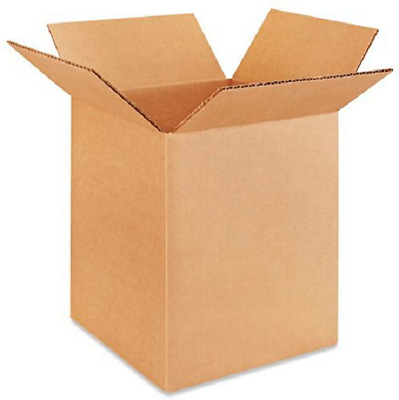 25 8x8x10 Cardboard Paper Boxes Mailing Packing Shipping Box Corrugated Carton