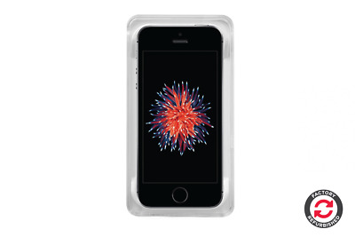 Apple iPhone SE Refurbished (16GB, Space Grey) - AB Grade