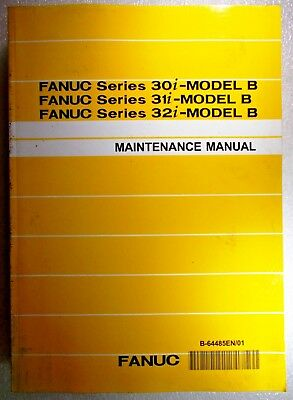 FANUC SERIES 30I, 31i, 32i Model A MANUALS The Lathe System