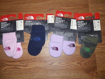 The North Face Infant Baby Nugget Mitt - Choose Color/Size