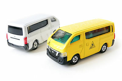 Tomica 105 Nissan Nv350 Caravan 1 69 Scale New In Box 6 99