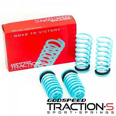 GSP LS-TS-LS-0003 Traction-S Lowering Springs For LEXUS GS300//GS400//GS430 98-04