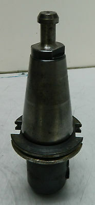 "Nikken CAT 50 Taper 1"" End Mill Holder, # CAT50-WE1-105U, Used, WARRANTY"