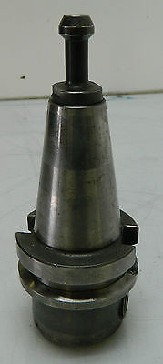"Valenite BT 40 Taper 3/8"" End Mill Holder, # BT40-E37-250, Used, WARRANTY"