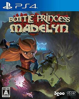 3goo Battle Princess Madelyn SONY PS4 PLAYSTATION 4 JAPANESE VERSION