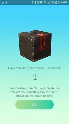 Pokemon Go Mystery Box: Catch Meltan With Mystery Lure. *Cheap *Best Offer