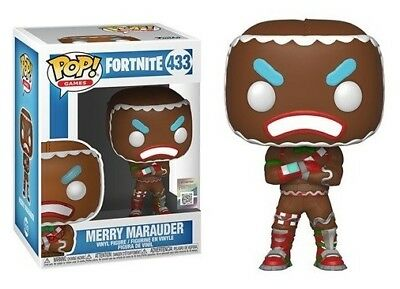 Fortnite - Pop! - Merry Marauder - Funko