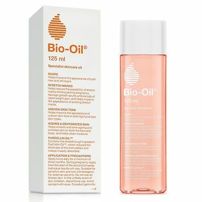 Bio-Oil 60ml For Scars, Stretch Marks, Uneven Skin Tone, Ageing Skin, Dehydrated