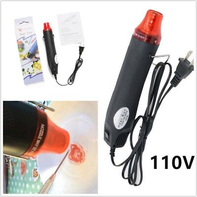 110V 300W Mini Heat Gun Shrink Hot Air Temperature Electric Power Tool DIY New