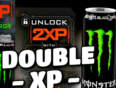 Call Of Duty Black Ops 4 - Double XP Code - 60min = 4x Code (5min delivery!!!)